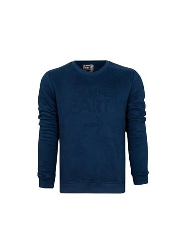 Phazz Brand Sweatshirt İndigo